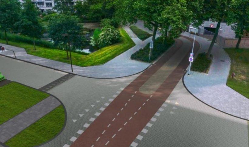 Duurzame straat