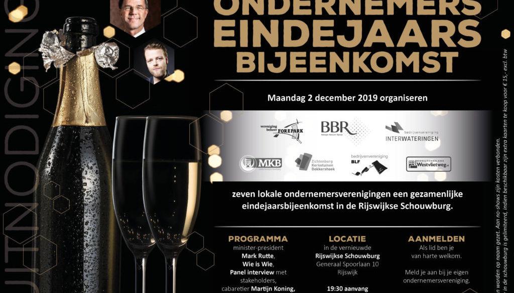 Uitnodiging flyer