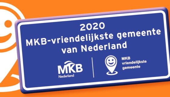 MKB vriendelijkste gemeente 2020
